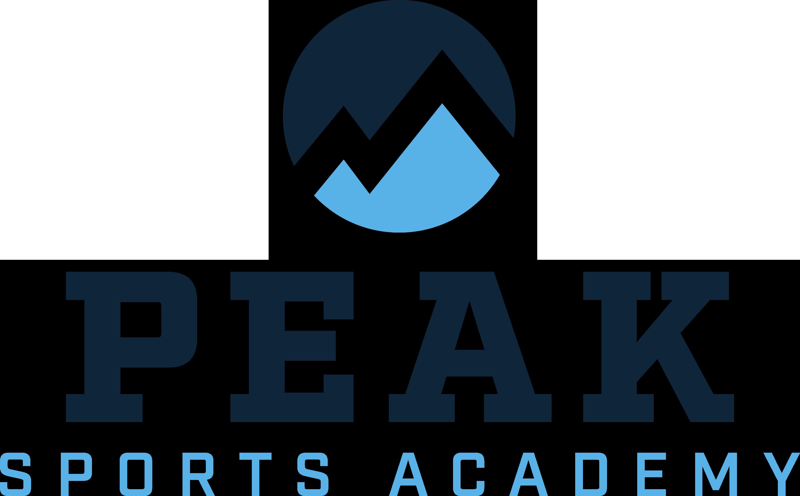 PeakSportsAcademy_LogoConcept